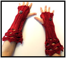 Antonia Canadian Opera Gloves