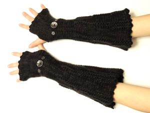 Rach X-Long Fingerless Gloves