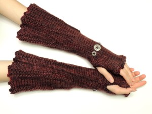 Rach X-Long Fingerless Gloves