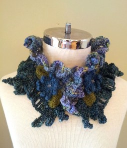 Eclectic Essence Collar Scarf