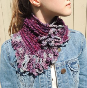 Eclectic Waves Scarf