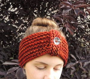 Rachelle Chunky Ear Warmer
