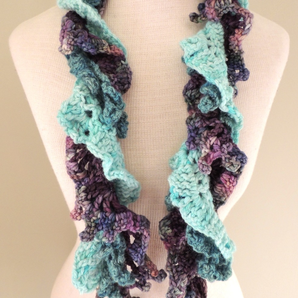 eclectic scarf – Valerie Baber Designs