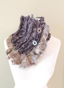 Ocean Breeze Beach Stone scarf