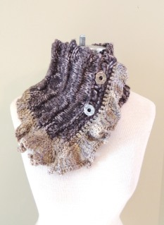 Ocean Breeze Beach Stone scarf