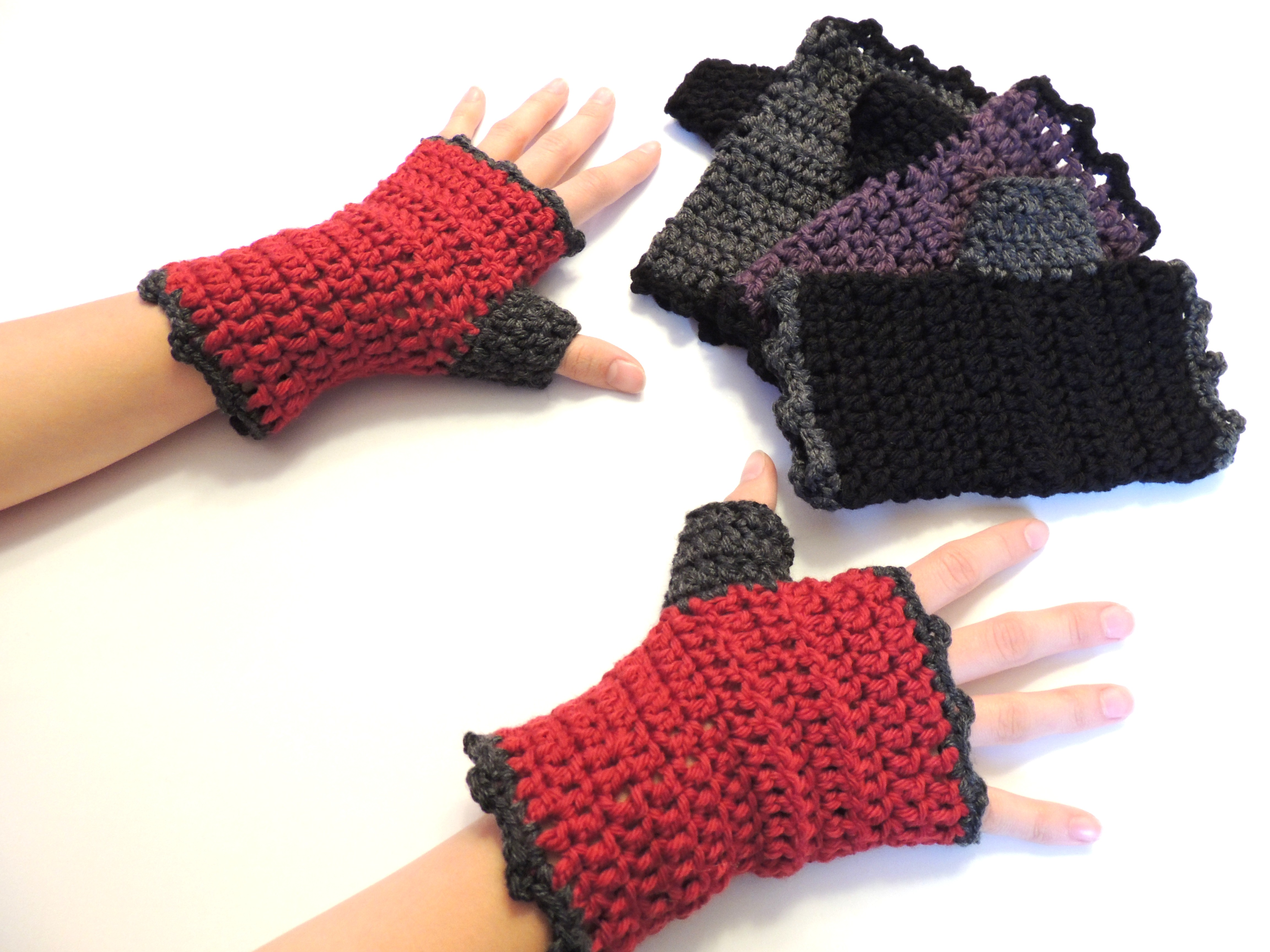 Fingerless gloves edmonton - Urban Lace Fingerless Gloves With Thumb Cozy