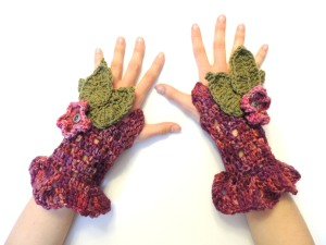 Wild Rose Hand Warmers