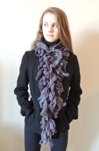 Contempo Sculptured Scarf
