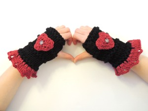 Treasured Heart hand warmers