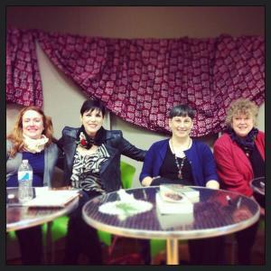 Susanna Kearsley and Friends Tour