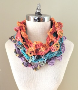 Abstract Vines Scarf, 3 scarves