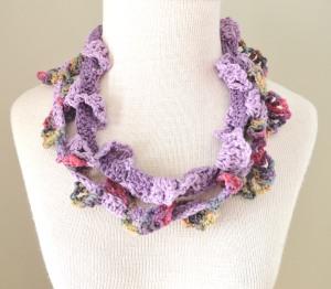 Abstract Vines Purple combo