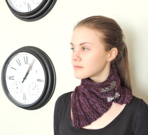 Asymmetrical Angles Scarf