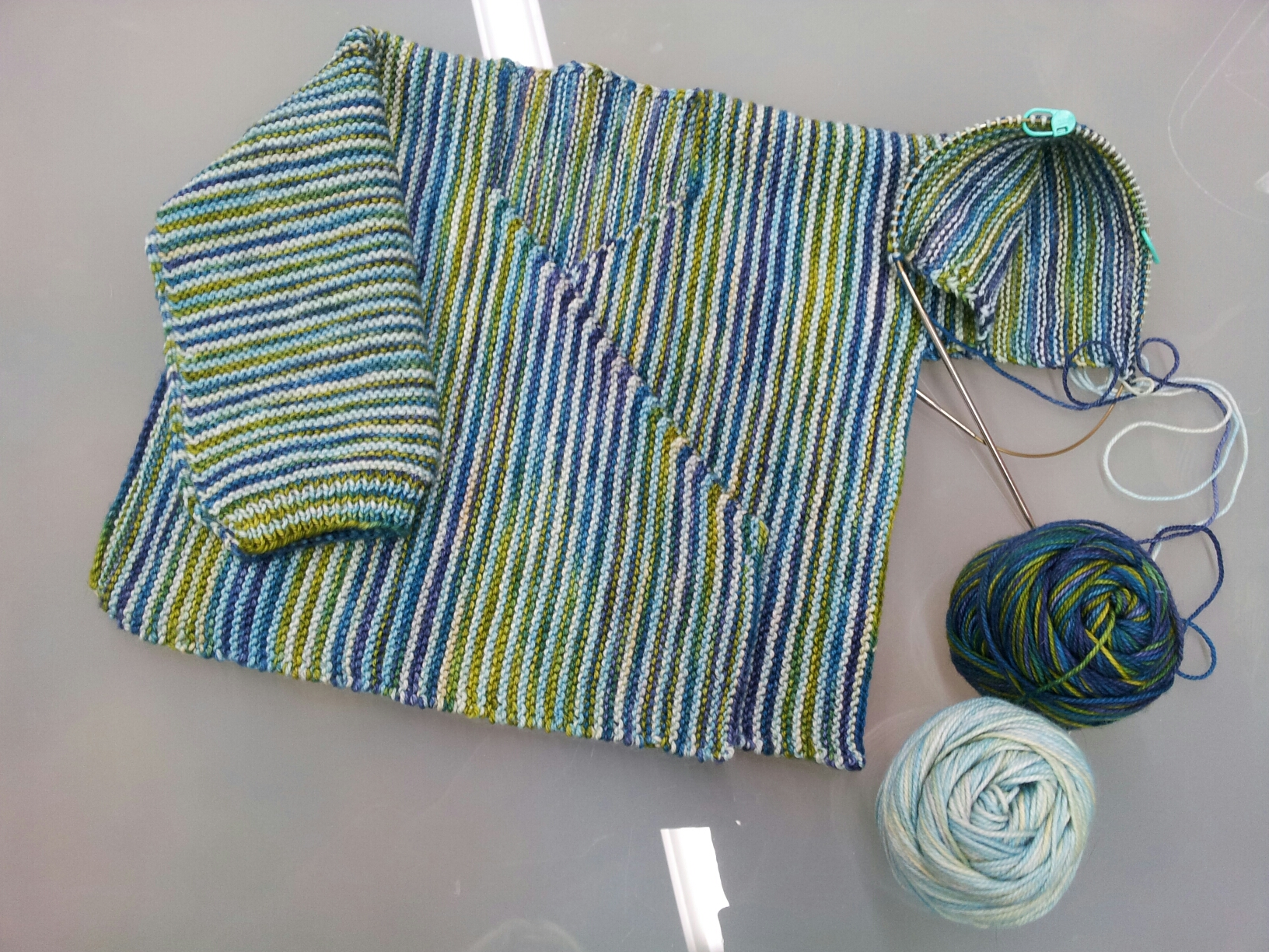 Portuguese Knitting at River City Yarns   Valerie Baber Designs   Intricate K...