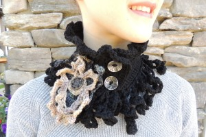 Gothic Cathedral Scarf