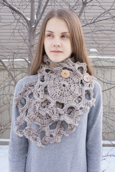 stone tracery xlarge lace scarf1a