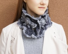 floral tracery eclectic gothic scarf dk grey grey small2