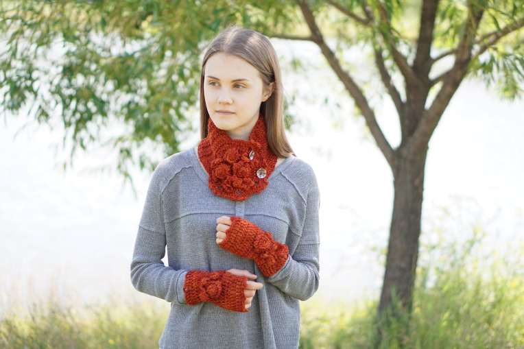 Roses R...Beautiful scarf