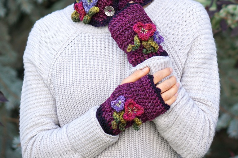 pansy hand warmers mulberry1