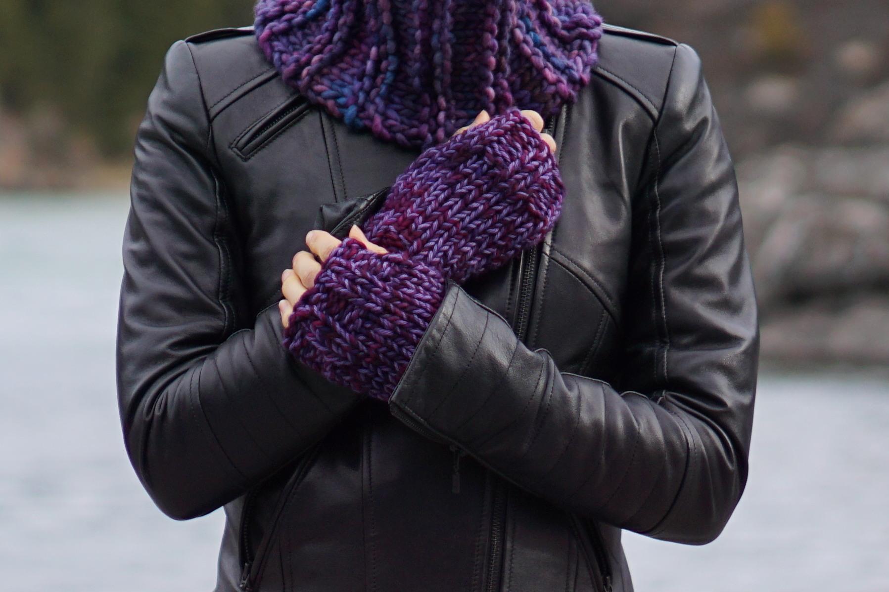canadian cowel purple1