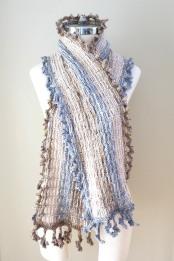 archi shawl scarf ivory grey beige7
