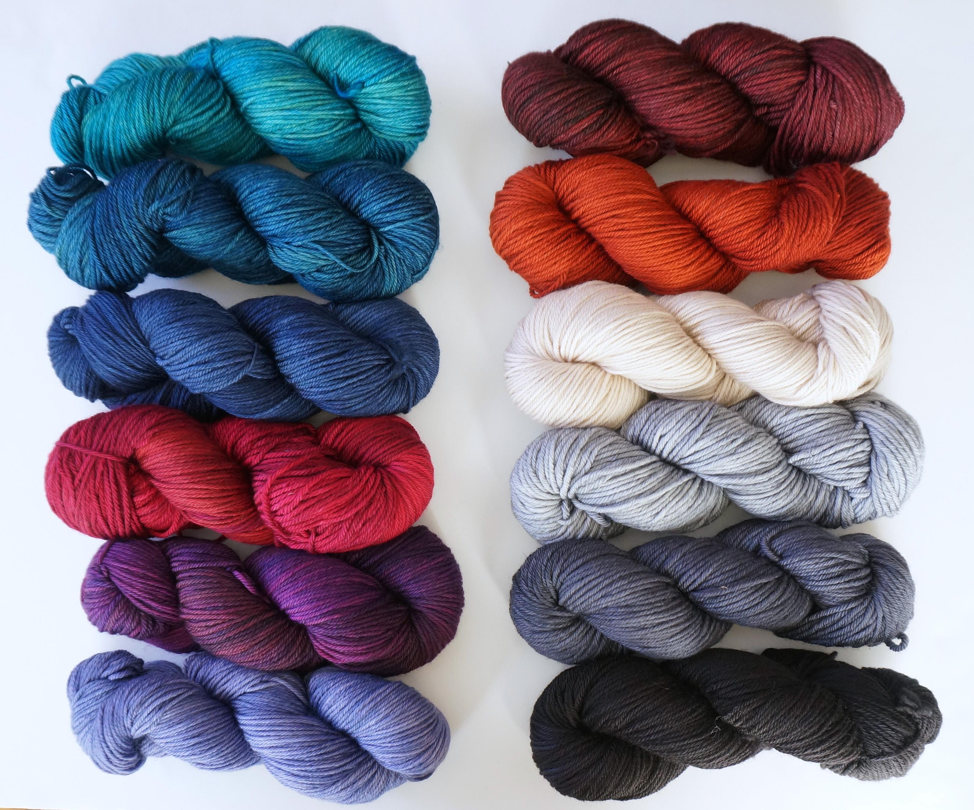 yarn colours 2015 a