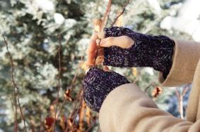 joy hand warmer purple mix2