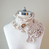 contemporary victorian scarf ivory2