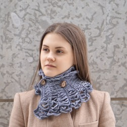 wired to the past collar scarf3