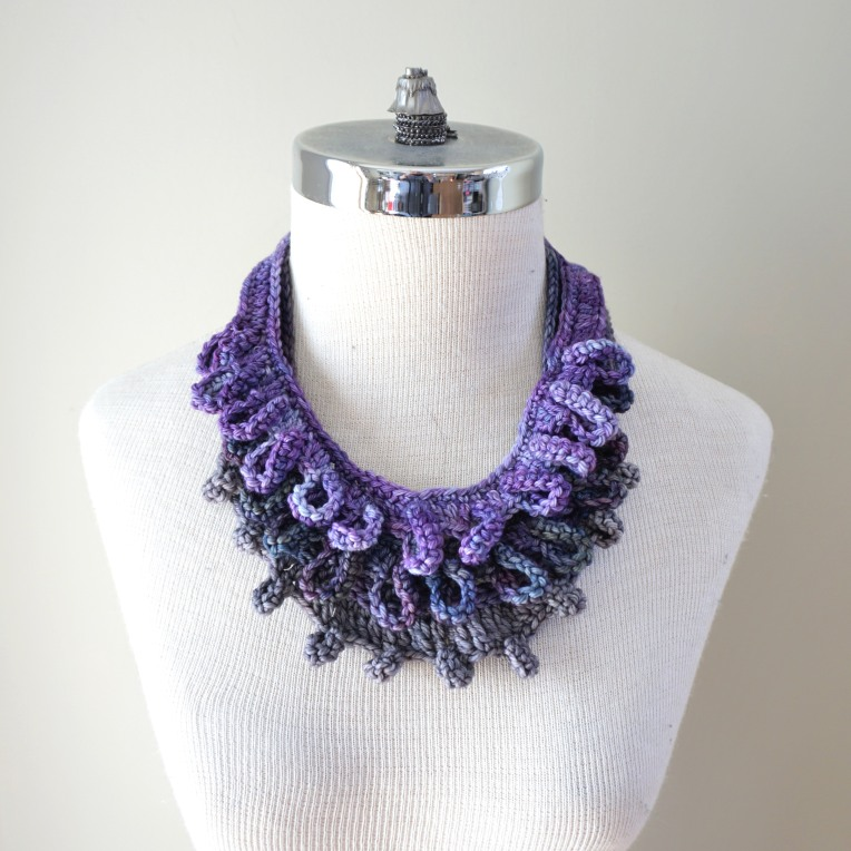 accent 3 scarf combo purple