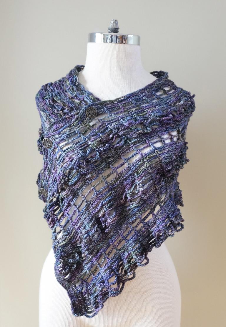 amelia shawl scarf poncho midnight regular1