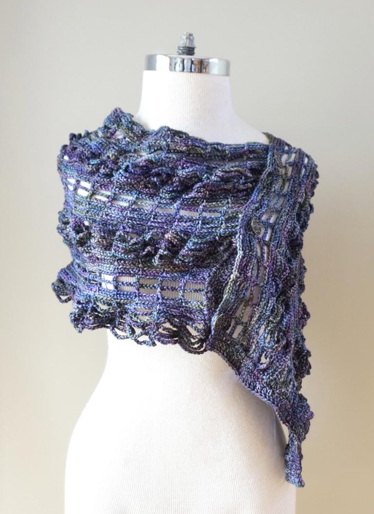 amelia shawl scarf poncho midnight regular2