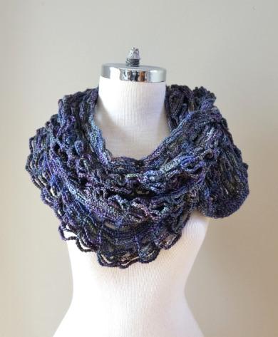 amelia shawl scarf poncho midnight regular6
