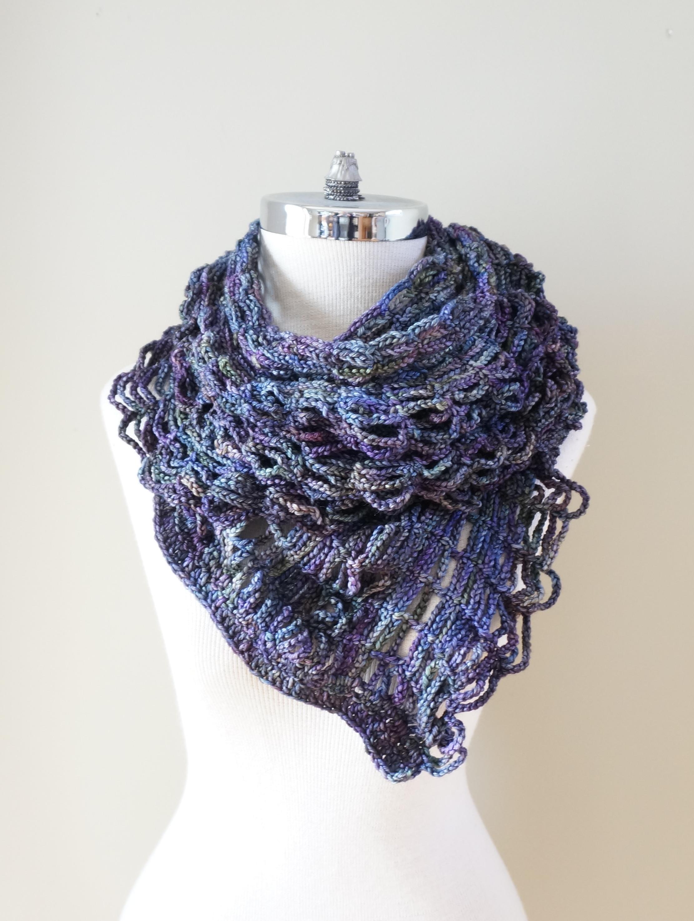 amelia shawl scarf poncho midnight regular9