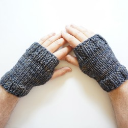 men's hand warmers gray1