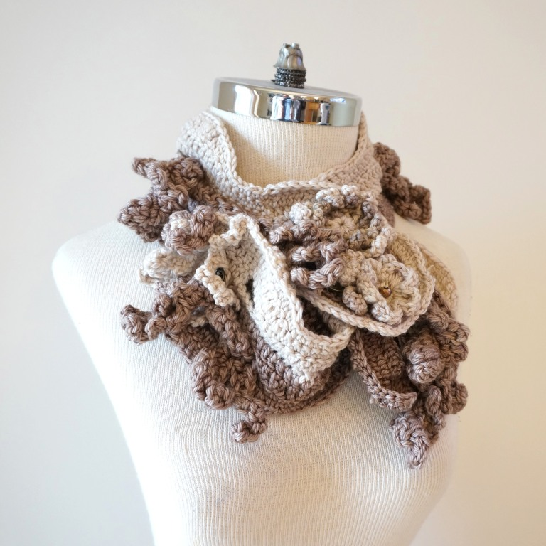 floral-scarf-architectural-design-ivory-beige-2