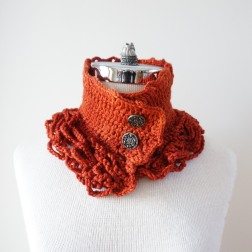 orange-lace-scarf