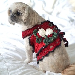 dog-dress-christmas-red14
