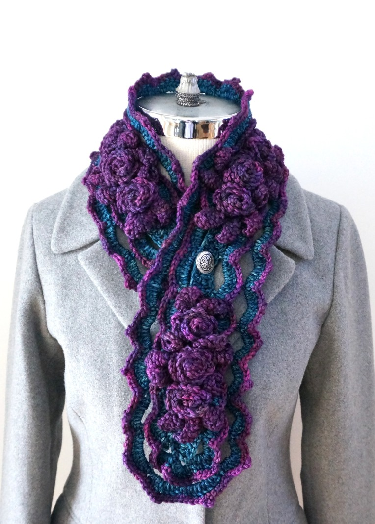 elegant-rose-scarf-teal-purple7