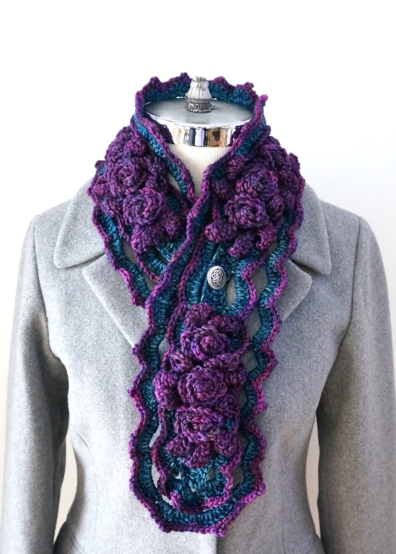 elegant-rose-scarf-teal-purple7