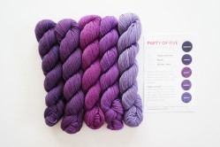 party-of-5-sock-yarn-purples