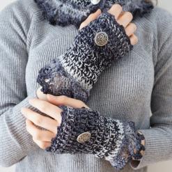 gradient scarf pattern pics 4