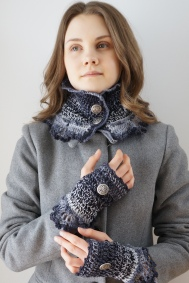 gradient scarf pattern pics2