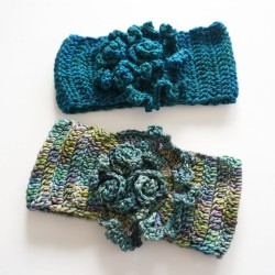 rose ear warmers blue2