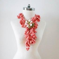 lily vine scarf