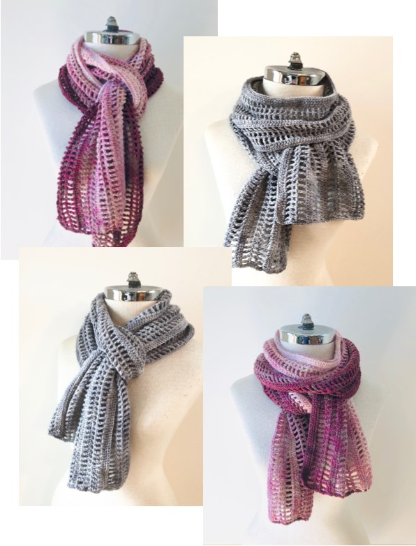 lattice scarf combo pic