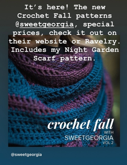 night garden crochet fall volume 2
