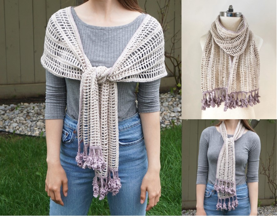 lavender and lace combo